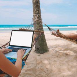 Vakantie! Bereikbaarheid hebben of bereikbaar zijn?